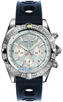 Breitling Chronomat 44 Mens watch, model number - ab0110aa/g686-3or, discount price of £9,430.00 from The Watch Source