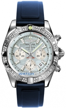 Breitling Chronomat 44 Mens watch, model number - ab0110aa/g686-3pro2t, discount price of £9,210.00 from The Watch Source