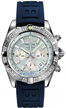 Breitling Chronomat 44 Mens watch, model number - ab0110aa/g686-3pro3t, discount price of £9,210.00 from The Watch Source