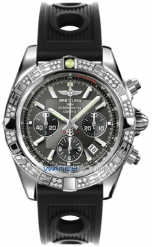 Breitling Chronomat 44 Mens watch, model number - ab0110aa/m524-1or, discount price of £7,620.00 from The Watch Source