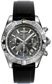 Breitling Chronomat 44 Mens watch, model number - ab0110aa/m524-1pro2d, discount price of £7,630.00 from The Watch Source