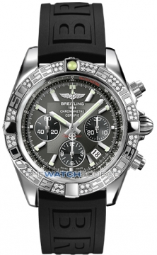 Breitling Chronomat 44 Mens watch, model number - ab0110aa/m524-1pro3d, discount price of £7,620.00 from The Watch Source