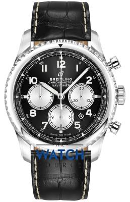 Breitling Navitimer 8 B01 Chronograph 43 ab0117131b1p1 watch