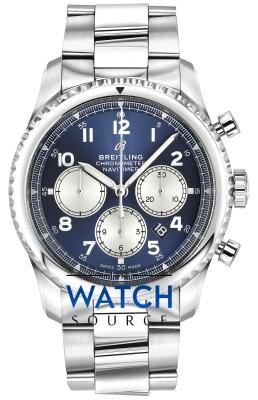 Breitling Navitimer 8 B01 Chronograph 43 ab0117131c1a1 watch