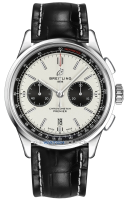 Buy this new Breitling Premier B01 Chronograph 42 ab0118221g1p1 mens watch for the discount price of £5,610.00. UK Retailer.