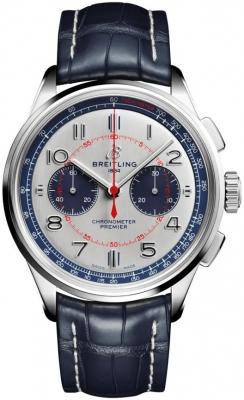 Breitling Premier B01 Chronograph 42 ab0118a71g1p1 watch