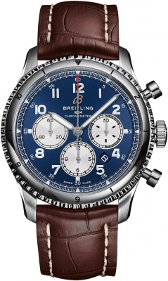 Breitling Aviator 8 B01 Chronograph 43 ab0119131c1p2 watch