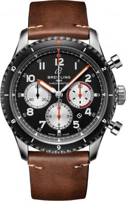 Breitling Aviator 8 B01 Chronograph 43 Mosquito ab01194a1b1x1 watch
