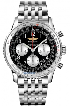 Breitling Navitimer 01 Mens watch, model number - ab012012/bb02-ss, discount price of £5,990.00 from The Watch Source