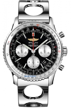 Breitling Navitimer 01 Mens watch, model number - ab012012/bb01-ss2, discount price of £5,850.00 from The Watch Source