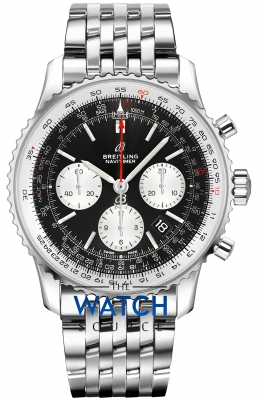 Breitling Navitimer 1 B01 Chronograph 43 ab0121211b1a1 watch