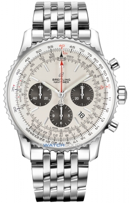 Breitling Navitimer 1 B01 Chronograph 43 ab0121211g1a1 watch