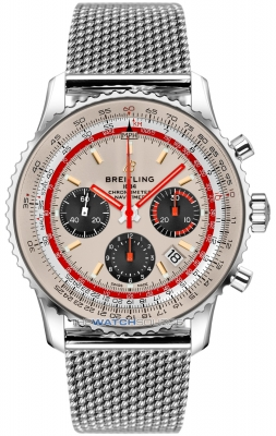 Breitling Navitimer 1 B01 Chronograph 43 ab01219a1g1a1 watch