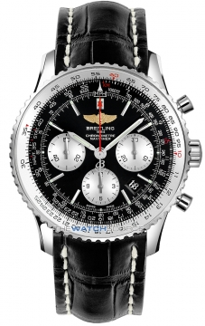 Breitling Navitimer 01 46mm Mens watch, model number - ab012721/bd09-1cd, discount price of £5,890.00 from The Watch Source