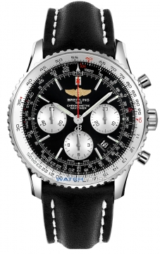 Breitling Navitimer 01 46mm Mens watch, model number - ab012721/bd09-1ld, discount price of £5,899.00 from The Watch Source