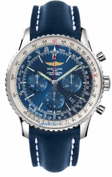 Breitling Navitimer 01 46mm Mens watch, model number - ab012721/c889-3lt, discount price of £5,470.00 from The Watch Source
