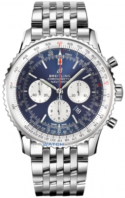 Breitling Navitimer 1 B01 Chronograph 46 ab0127211c1a1 watch
