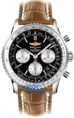 Breitling Navitimer 01 46mm ab012721/bd09/754p watch