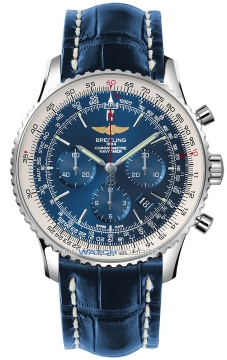 Breitling Navitimer 01 46mm Mens watch, model number - ab012721/c889-3cd, discount price of £6,205.00 from The Watch Source