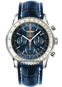 Breitling Navitimer 01 46mm Mens watch, model number - ab012721/c889-3ct, discount price of £5,720.00 from The Watch Source