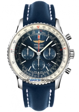 Breitling Navitimer 01 46mm Mens watch, model number - ab012721/c889-3ld, discount price of £5,630.00 from The Watch Source