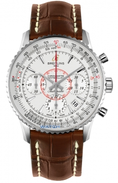 Breitling Montbrillant 01 Mens watch, model number - ab013012/g709-2cd, discount price of £5,220.00 from The Watch Source