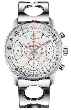 Breitling Montbrillant 01 Mens watch, model number - ab013012/g709-ss2, discount price of £5,490.00 from The Watch Source