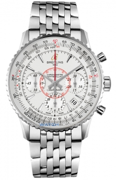Breitling Montbrillant 01 Mens watch, model number - ab013012/g709-ss, discount price of £5,670.00 from The Watch Source