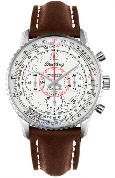 Breitling Montbrillant 01 Mens watch, model number - ab013012/g735-2lt, discount price of £4,830.00 from The Watch Source