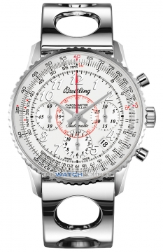 Breitling Montbrillant 01 Mens watch, model number - ab013012/g735-ss2, discount price of £5,490.00 from The Watch Source