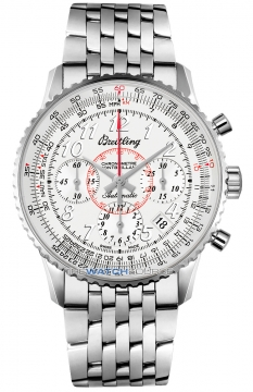 Breitling Montbrillant 01 Mens watch, model number - ab013012/g735-ss, discount price of £5,670.00 from The Watch Source