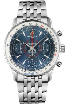 Breitling Montbrillant 01 Mens watch, model number - ab0130c5/c894-ss, discount price of £6,060.00 from The Watch Source