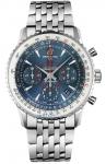 Breitling Montbrillant 01 ab0130c5/c894-ss watch
