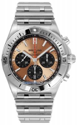 Breitling Chronomat B01 42mm ab0134101k1a1 watch