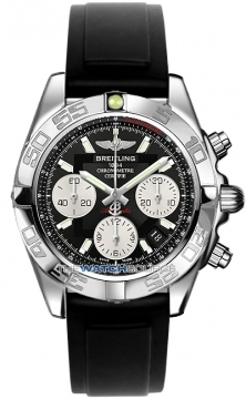 Breitling Chronomat 41 Mens watch, model number - ab014012/ba52-1pro2d, discount price of £5,330.00 from The Watch Source
