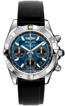 Breitling Chronomat 41 Mens watch, model number - ab014012/c830-1pro2t, discount price of £5,130.00 from The Watch Source