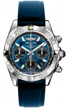 Breitling Chronomat 41 Mens watch, model number - ab014012/c830-3pro2t, discount price of £5,130.00 from The Watch Source
