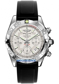 Breitling Chronomat 41 Mens watch, model number - ab014012/g711-1pro2d, discount price of £5,330.00 from The Watch Source