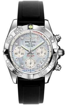 Breitling Chronomat 41 Mens watch, model number - ab014012/g712-1pro2t, discount price of £5,660.00 from The Watch Source