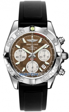 Breitling Chronomat 41 Mens watch, model number - ab014012/q583-1pro2t, discount price of £5,130.00 from The Watch Source
