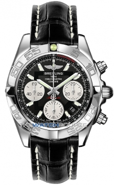 Breitling Chronomat 41 Mens watch, model number - ab014012/ba52-1cd, discount price of £5,580.00 from The Watch Source