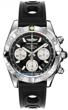 Breitling Chronomat 41 Mens watch, model number - ab014012/ba52-1or, discount price of £5,310.00 from The Watch Source