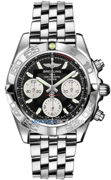 Breitling Chronomat 41 Mens watch, model number - ab014012/ba52-ss, discount price of £5,990.00 from The Watch Source