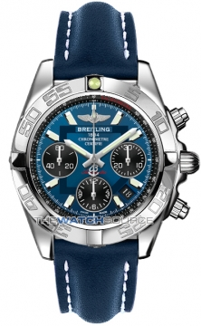Breitling Chronomat 41 Mens watch, model number - ab014012/c830-3ld, discount price of £5,310.00 from The Watch Source