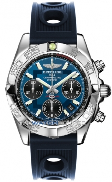 Breitling Chronomat 41 Mens watch, model number - ab014012/c830-3or, discount price of £5,310.00 from The Watch Source