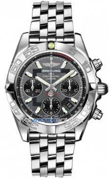 Breitling Chronomat 41 Mens watch, model number - ab014012/f554-ss, discount price of £5,990.00 from The Watch Source