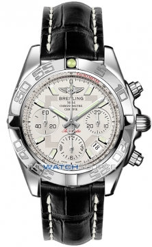 Breitling Chronomat 41 Mens watch, model number - ab014012/g711-1cd, discount price of £5,580.00 from The Watch Source
