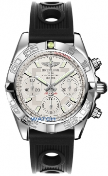 Breitling Chronomat 41 Mens watch, model number - ab014012/g711-1or, discount price of £5,310.00 from The Watch Source