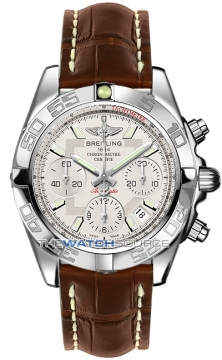 Breitling Chronomat 41 Mens watch, model number - ab014012/g711-2ct, discount price of £5,440.00 from The Watch Source