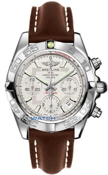 Breitling Chronomat 41 Mens watch, model number - ab014012/g711-2lt, discount price of £5,180.00 from The Watch Source